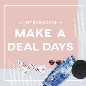 Other - Make a Deal Days